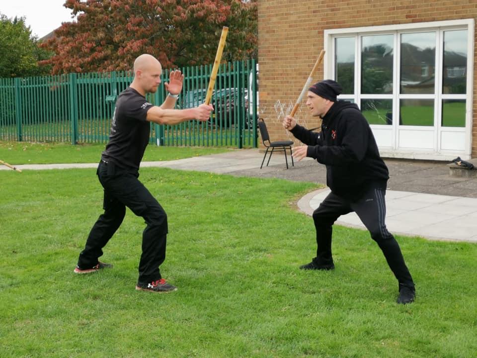 YKF: Intermediate Self Defence – Basic Weapons